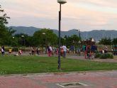 El PSOE exige al Ayuntamiento de Murcia que no haya jardines sin iluminación en el municipio