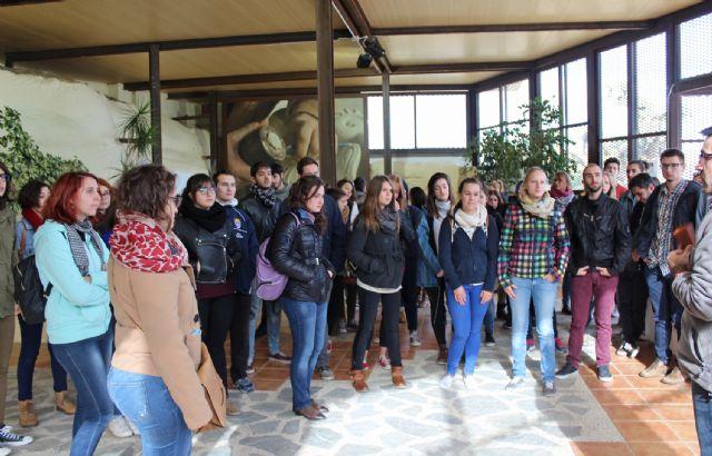 La Coral de la Universidad de Murcia visita Medina Nogalte - 2, Foto 2