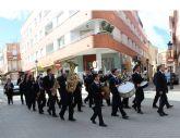 La Banda Municipal de Música de Puerto Lumbreras celebra la Festividad de Santa Cecilia 2015 con un Pasacalles