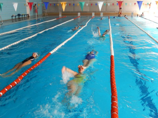 Jornada de convivencia club Natación Ciudad de Murcia y club de natación máster en la ciudad de Murcia - 2, Foto 2