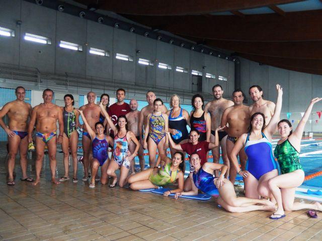 Jornada de convivencia club Natación Ciudad de Murcia y club de natación máster en la ciudad de Murcia - 3, Foto 3