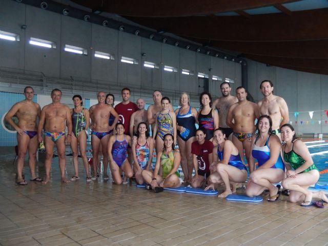 Jornada de convivencia club Natación Ciudad de Murcia y club de natación máster en la ciudad de Murcia - 4, Foto 4