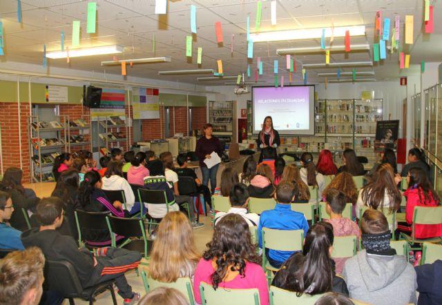 Puerto Lumbreras acoge una semana de actividades contra la violencia de género - 1, Foto 1