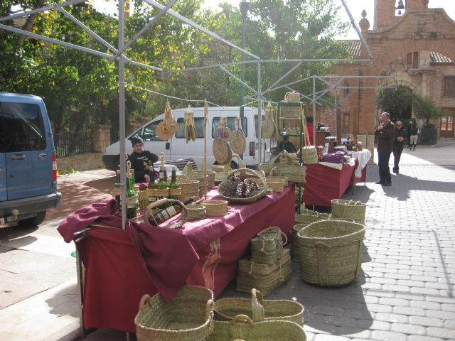 Traditional Artisan Market in La Santa is celebrated with great attendance on Sunday morning, Foto 3