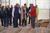 El Ayuntamiento cederá 7000 metros a la Consejería de Agua y Agricultura para ampliar la finca experimental de El Mirador