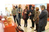 La Directora General de Bienes Culturales ha visitado el Museo de Archena