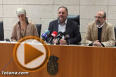 Los alcaldes de Totana y Aledo anuncian que ambos ayuntamientos denunciarán ante la Fiscalía de Medio Ambiente de la Región de Murcia el proyecto del trazado de la Línea de Alta Tensión