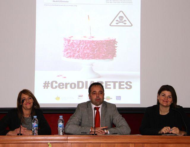 Decano del Colegio de Dietistas de la Región, Francisco Miguel Celdrán - 1, Foto 1