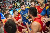 El UCAM Murcia CB, mejor equipo de 2015