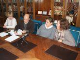 El Ayuntamiento renueva los convenios de colaboración con Nueva Fundación Los Albares y Ascopas