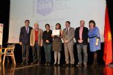 IES Sanje recibe el premio por su proyecto Mares  Sanje Calidad, de la Fundación SM, a nivel nacional