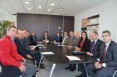 El Alcalde se reúne con las entidades relacionadas con el Ayuntamiento a las que solicita colaboración con el Plan de Dinamización del Comercio