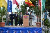 El secretario de Estado para el Deporte, Miguel Cardenal apadrina las fiestas de la Facultad de Ciencias de Deporte en el polideportivo de San Javier