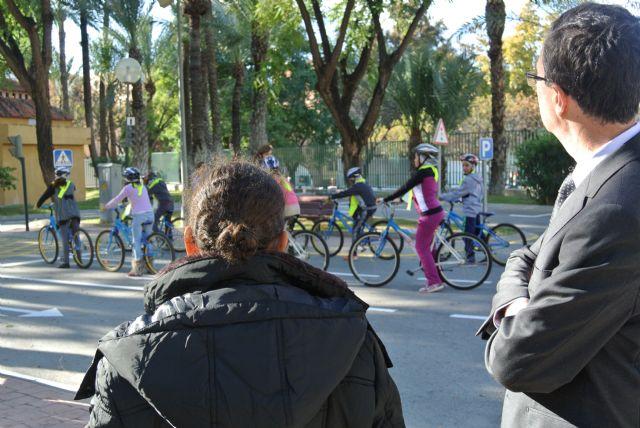 10.000 escolares aprenden seguridad vial antes de tener edad para ponerse al volante - 3, Foto 3