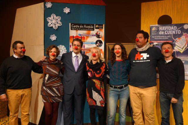 Pupaclown organiza su III Festival de Circo Social ´Carpa de Acogida´ y tres actividades para Navidad - 1, Foto 1