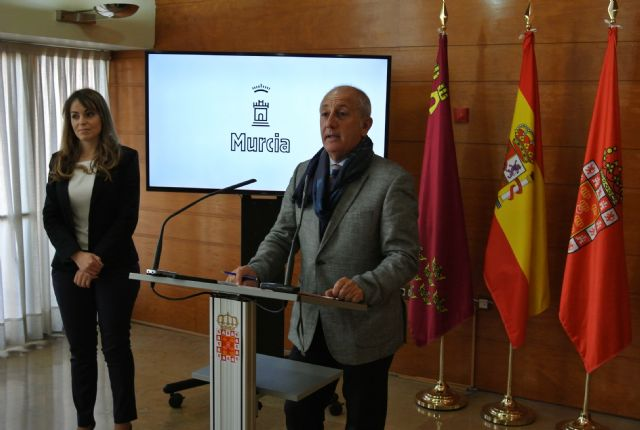 Murcia contará con la primera Oficina Municipal del Grafiti de España - 1, Foto 1