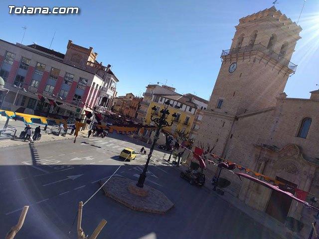 Starts program supervisory celebrations of Santa Eulalia with the celebration of the Medieval Market, Foto 1