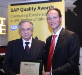 Grupo Fuertes, Oro en los SAP Quality Awards