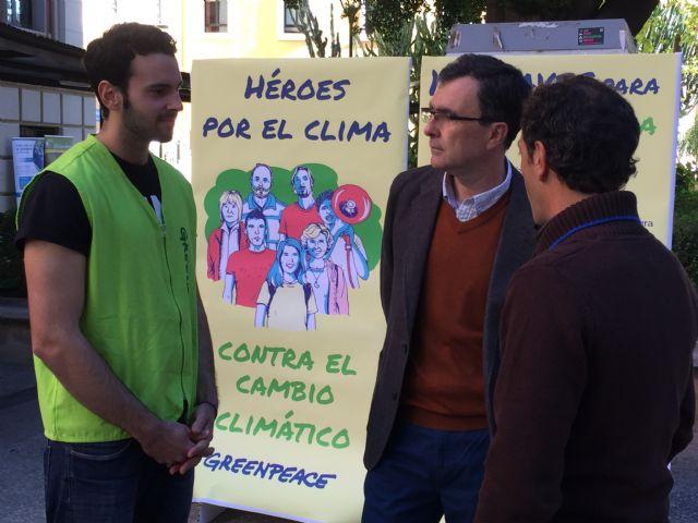 El Ayuntamiento ayudará a las empresas a calcular su huella de carbono como parte del plan de acción de Murcia contra el cambio climático - 1, Foto 1