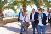 Pedro Antonio Sánchez: 'La recuperación del patrimonio hace que la oferta turística del Mar Menor se complemente y se diferencie'