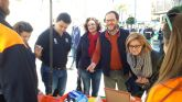San Javier recibe con una macro exposición a las agrupaciones de voluntarios de Protección Civil de la Región