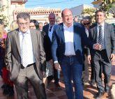 Pedro Antonio Sánchez asegura que 'la fórmula del cooperativismo hace de la agricultura un sector con más futuro'