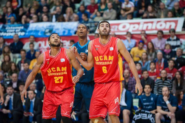 El UCAM Murcia vence en un apretado partido por 76 a 72 al Morabanc Andorra - 2, Foto 2