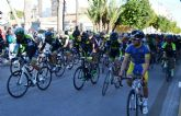 Un total de 177 ciclistas participan en el XV Memorial 'El Capellán' de San Pedro del Pinatar