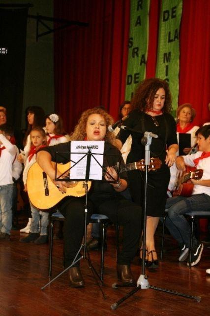 Se celebra el VII Festival de Coros y Rondallas a beneficio de la delegación de Nuestra Señora de Lourdes en Totana - 3, Foto 3