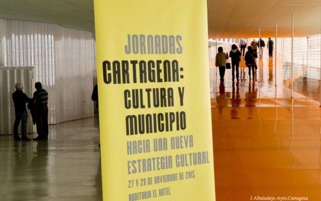 Un centenar de propuestas para el futuro de la cultura en Cartagena - 1, Foto 1