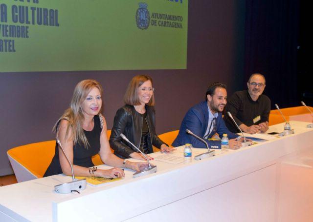 Un centenar de propuestas para el futuro de la cultura en Cartagena - 5, Foto 5