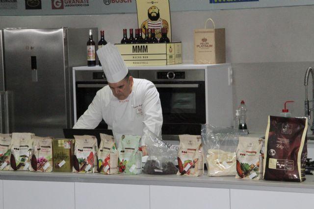 Maestros de la cocina deleitan con una cata de chocolate procedente de diferentes países - 1, Foto 1