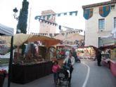 Éxito de visitantes al tradicional Mercado Medieval, celebrado este fin de semana