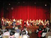 Numeroso público asiste al VI Festival Folklórico Infantil 'Ciudad de Totana'