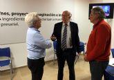 José Ignacio Gras: 'La experiencia del Centro de Iniciativas Empresariales podemos  incorporarla al Pacto Local por el Empleo'