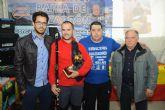 El XI open de pesca Bah�a de Mazarr�n concentra a 125 participantes en las playas del municipio