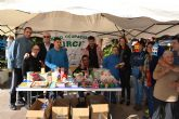 El Centro Ocupacional Urci inaugura su tradicional stand navideño
