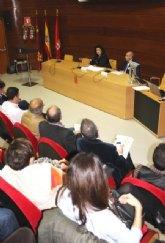 La consejera de Presidencia destaca las acciones para aumentar el protagonismo y la intervención de los ciudadanos en lo público