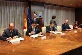 La Región se adhiere a la Organización Mundial del Turismo para potenciar la promoción de Caravaca Jubilar 2017 y del Mar Menor