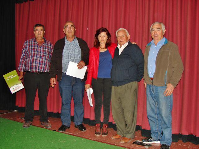 ACUDE firma convenios de colaboración con sociedades de cazadores de Alhama de Murcia, Foto 5