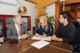 Dirección General de Deportes y Ayuntamiento plantean nuevas inversiones y becas para deportistas locales
