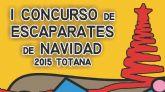 Se convoca el I Concurso de Escaparates de Navidad Totana�2015