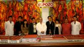 Periodistas japoneses visitan las instalaciones de ElPozo para conocer su sistema productivo