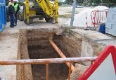 Nuevo contenedor soterrado en Las Torres de Cotillas, que ya suma 35