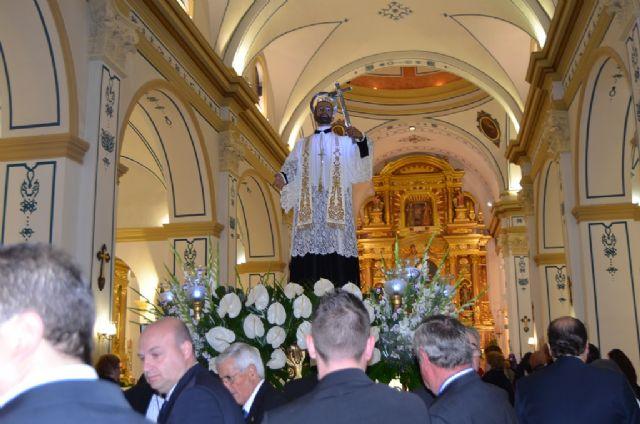 San Javier celebra mañana el día grande de sus fiestas patronales 2015 - 1, Foto 1