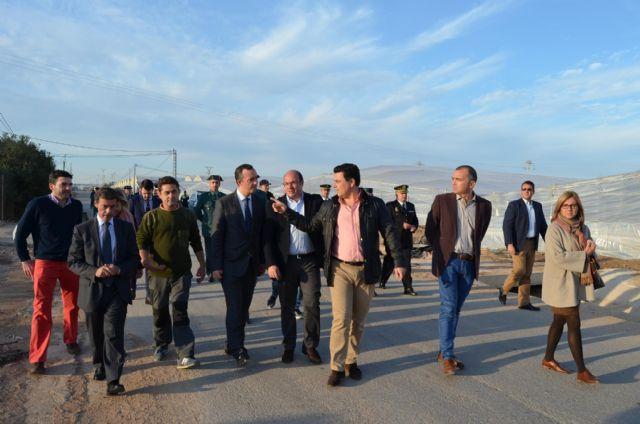 Los robos en las explotaciones agrícolas de la Región de Murcia descienden un 37% desde la puesta en marcha de los grupos ROCA, de la Guardia Civil - 2, Foto 2