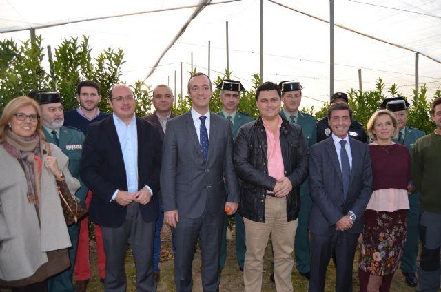 Los robos en las explotaciones agrícolas de la Región de Murcia descienden un 37% desde la puesta en marcha de los grupos ROCA, de la Guardia Civil - 3, Foto 3