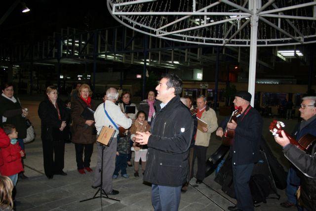 Desde esta noche ya luce el alumbrado navideño en Alcantarilla - 2, Foto 2