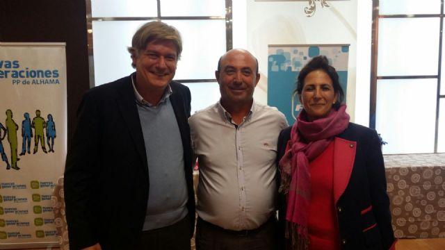 Cena convivencia Partido Popular Alhama de Murcia, Foto 6
