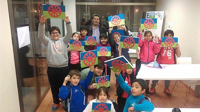 Edukalo en San Pedro del Pinatar, ha comenzado su Taller de Navidad - 1, Foto 1